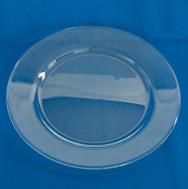 Platzteller - Glas