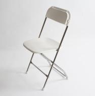 Kunststoff-Klappstuhl
