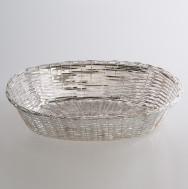 Brotkorb - Silber