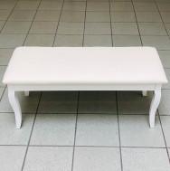 Sitzbank für Trauung