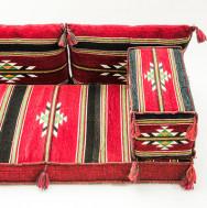 Sofa, 3 Sitzer, tief